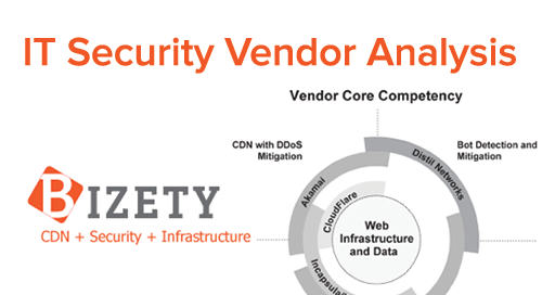 IT Security Vendor Analysis: Casting Akamai, CloudFlare, Imperva, F5 and Distil Networks in Their Starring Roles