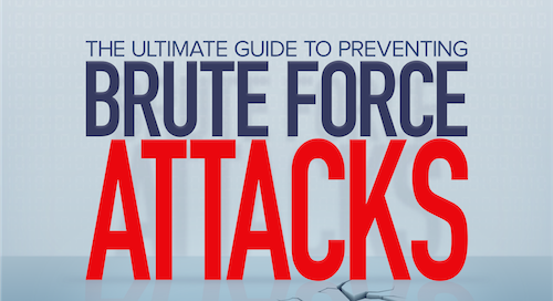 Cyber Security Threat Series: Brute Force eBook