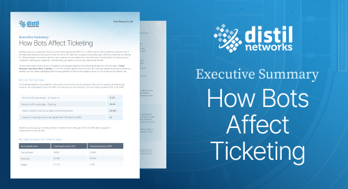 Executive Summary Ticketing Industry Report