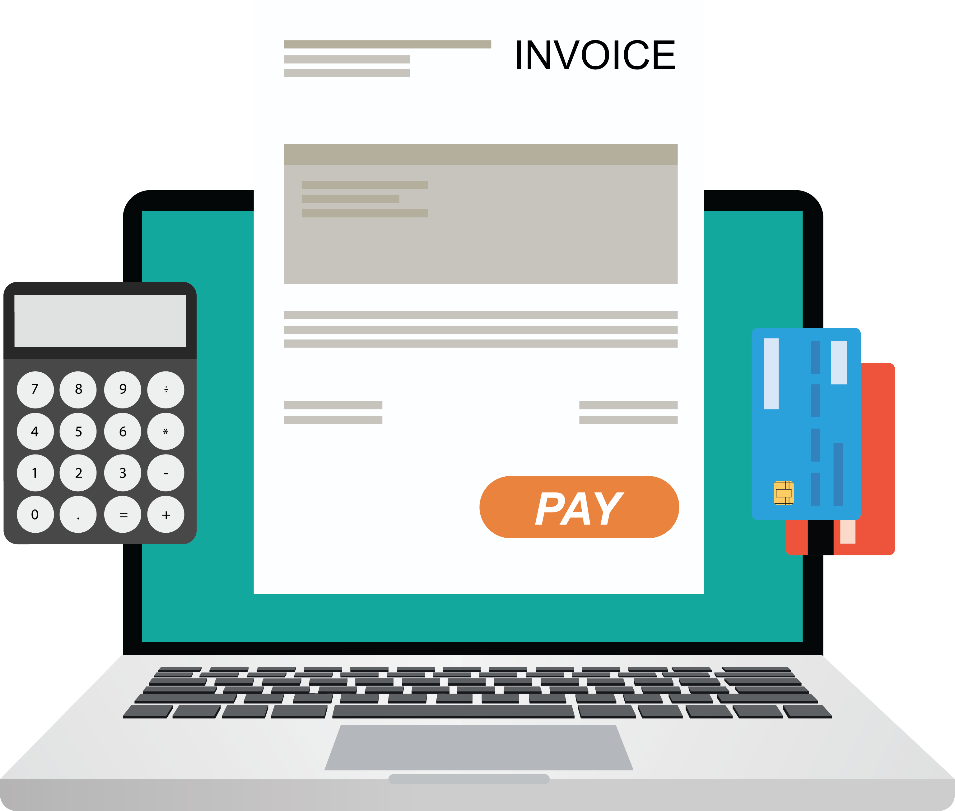 examples of online bill pay