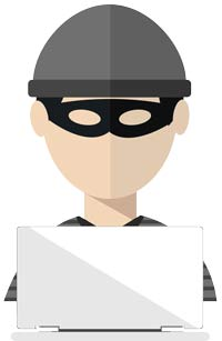 online fraud is a real threat