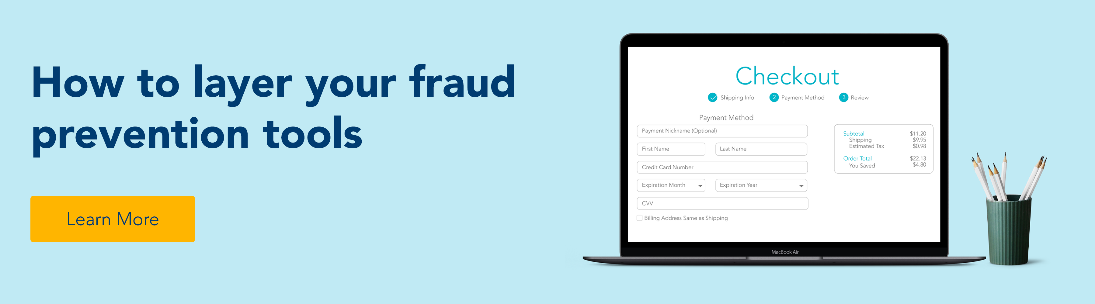 How to layer your fraud prevention tools