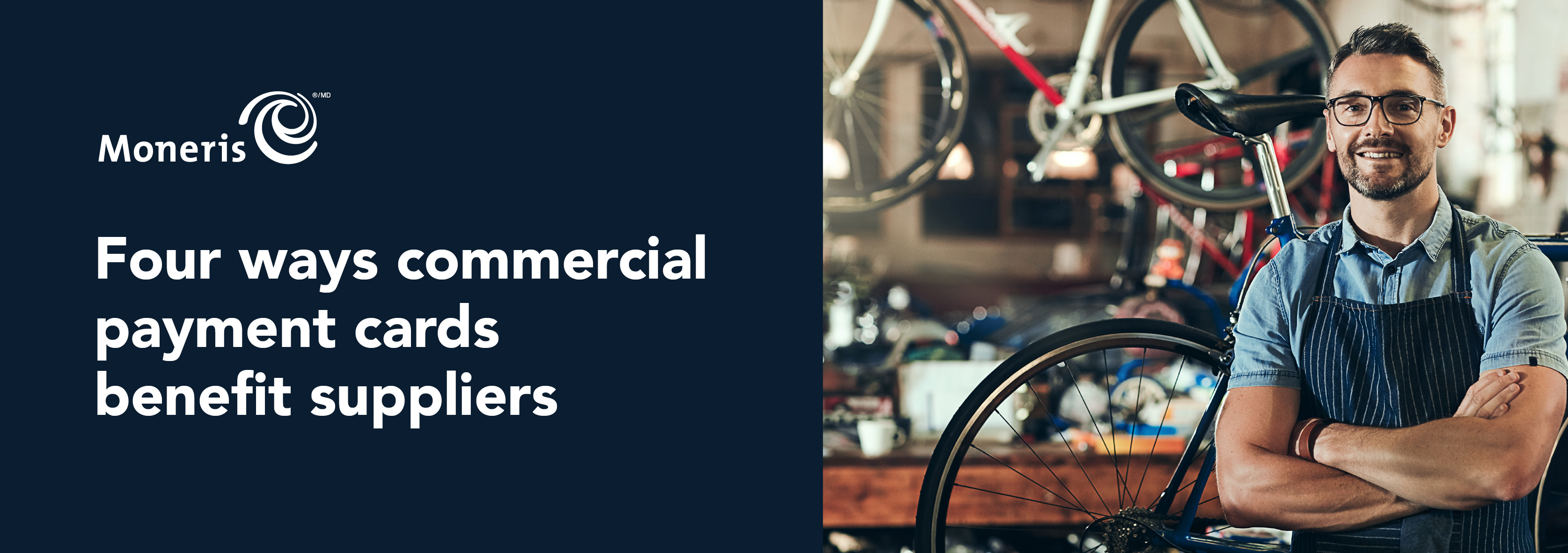 Four Ways Commercial Payment Cards Benefit Suppliers