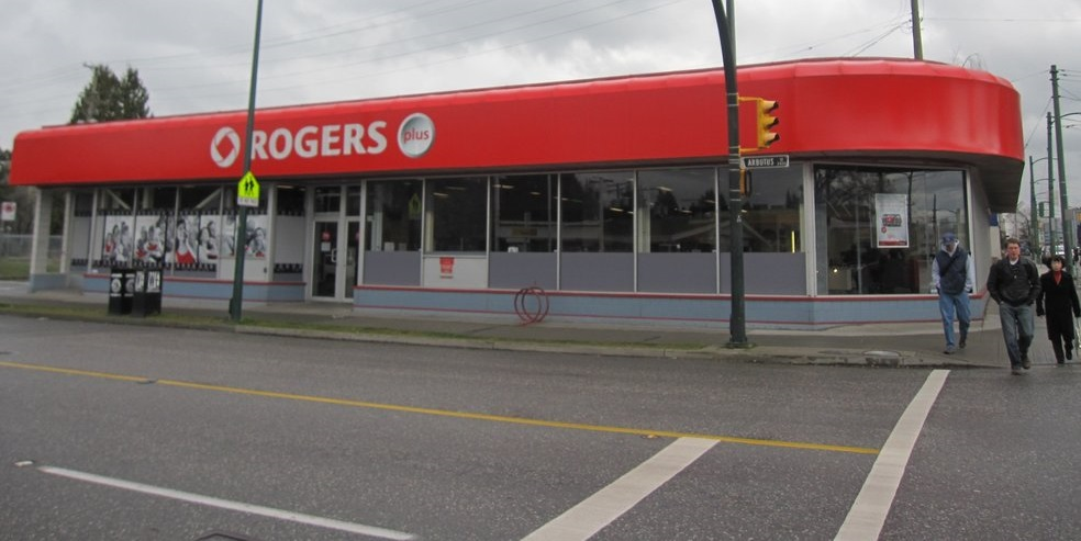 rogers plus store in vancouver shows how to give excellent wireless customer service