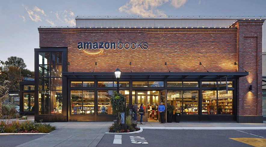 amazon book store omnichannel