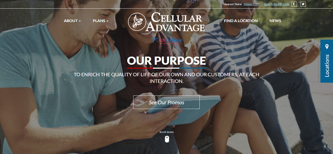 cellular advantage review