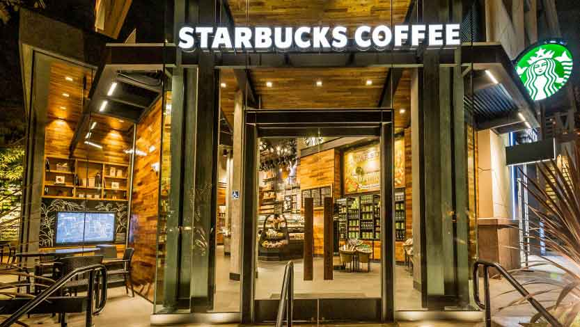 starbucks omnichannel example