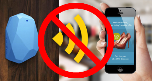 retail beacons doomed to fail