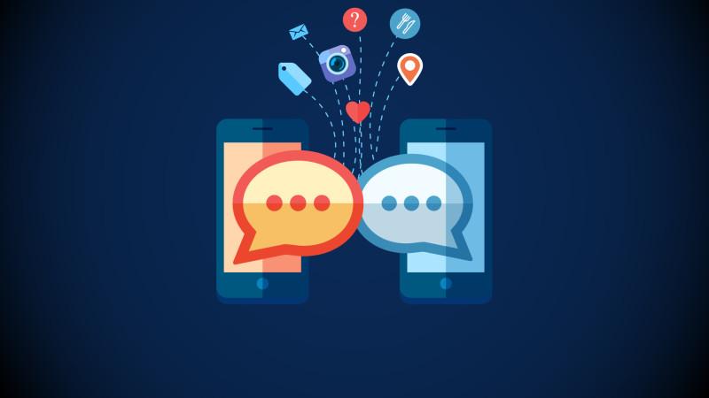 messaging customer service