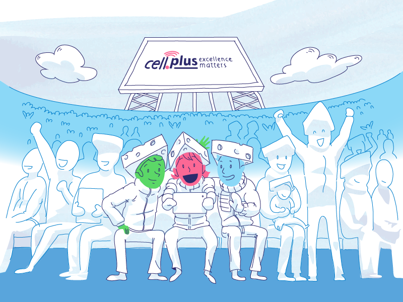 cell plus ii review