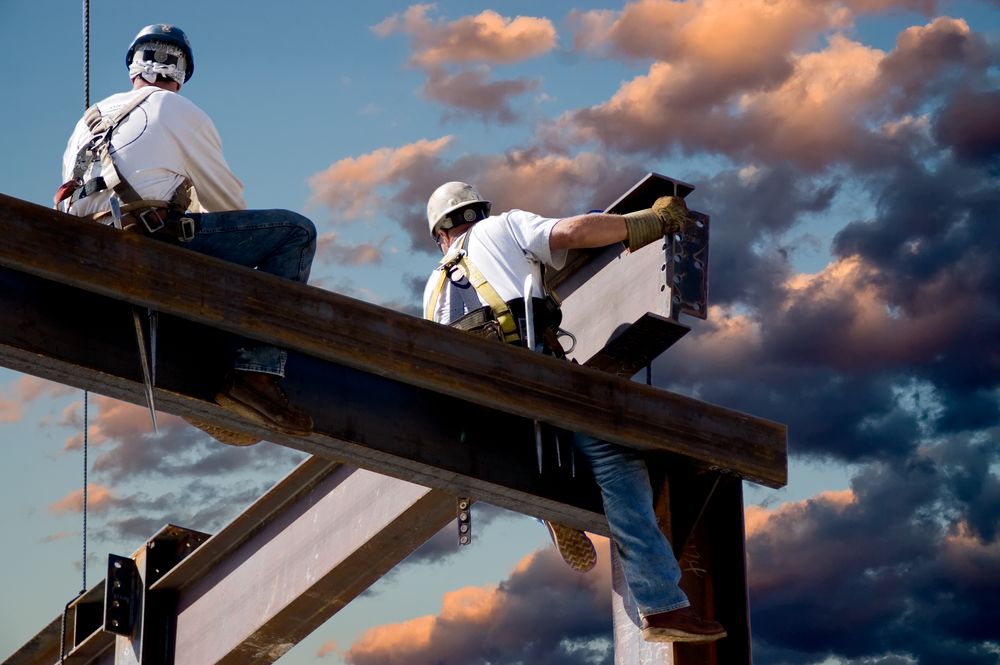 Occupational health systems protect construction workers