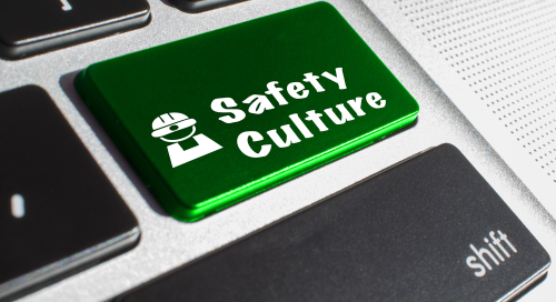 EHS software and safety culture