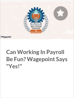 """Can Working In Payroll Be Fun? Wagepoint Says """"Yes!"""""""