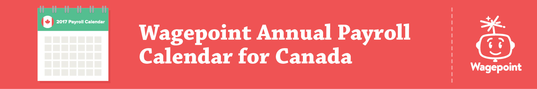 wagepoint canada calendar banner