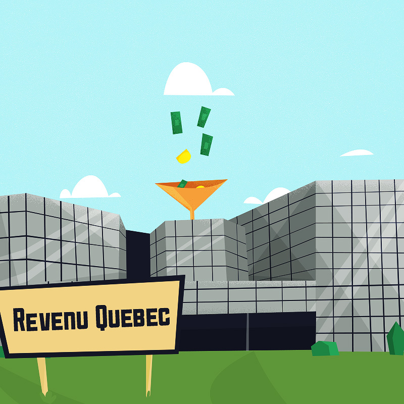 payroll taxes quebec