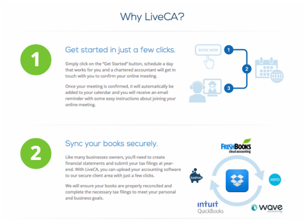 LiveCA Accounting