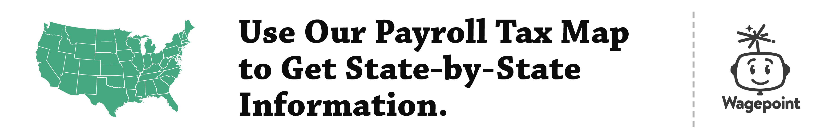 wagepoint payroll tax map banner