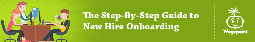 wagepoint invest in your employees onboarding new hires banner