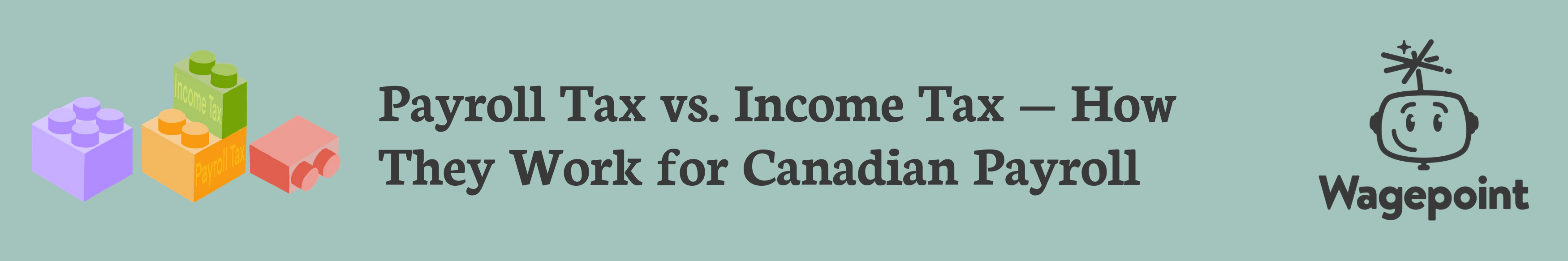 wagepoint commission canadian payroll banner