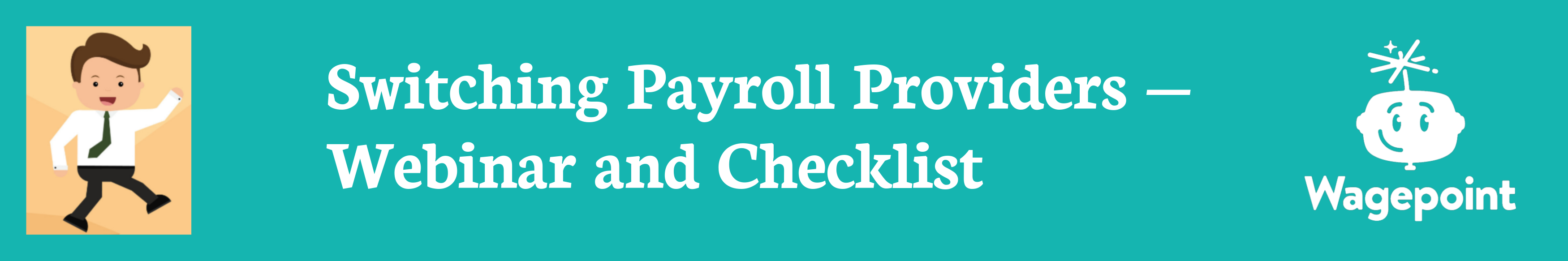 wagepoint small business payroll software switching payroll banner