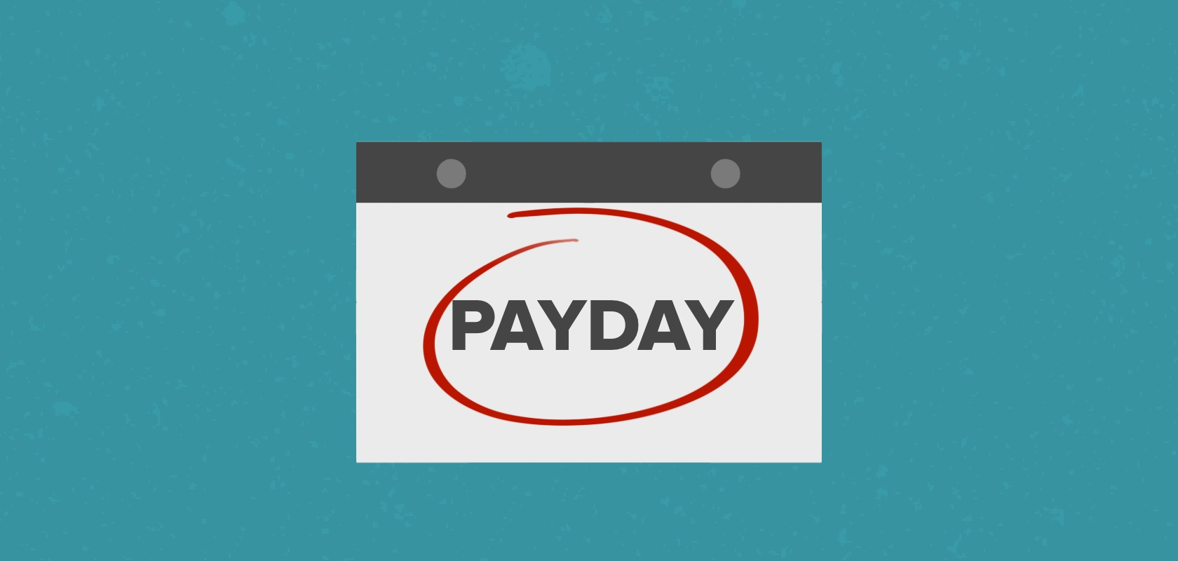 Wagepoint payroll frequency Payday banner