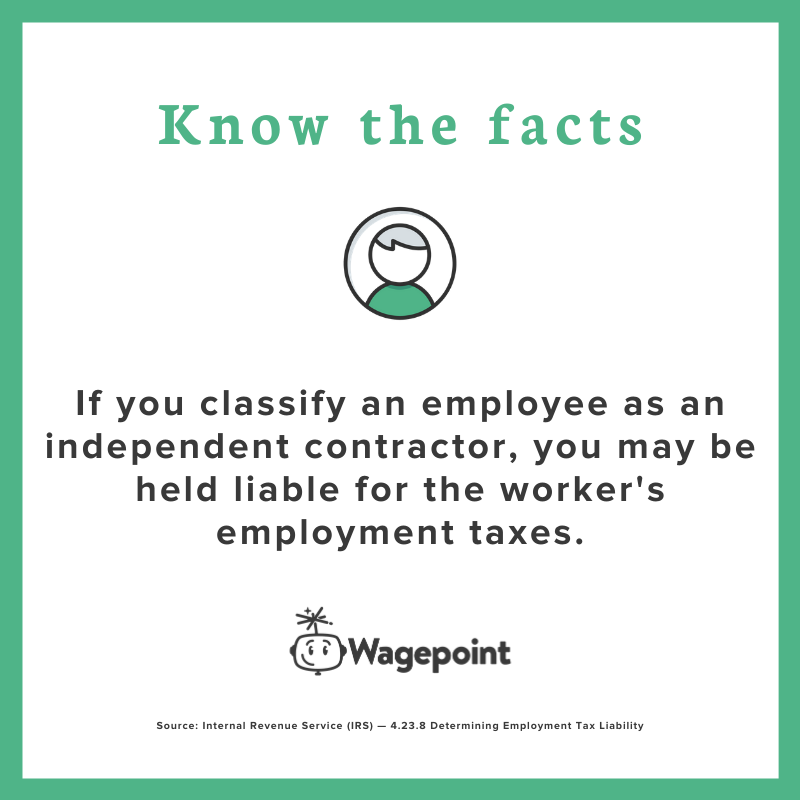 wagepoint contractor vs employee american mini guide know your factoid on penalties of willful misclassification