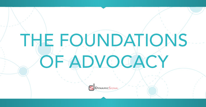 The Foundations Of Advocacy