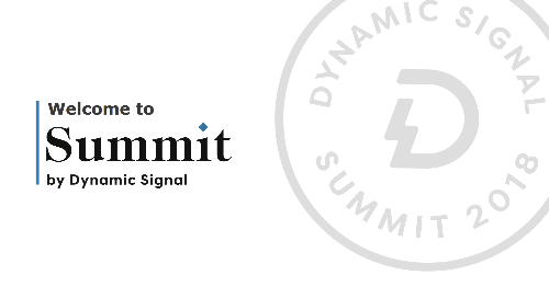 Dynamic Signal Keynote (Slide Deck)