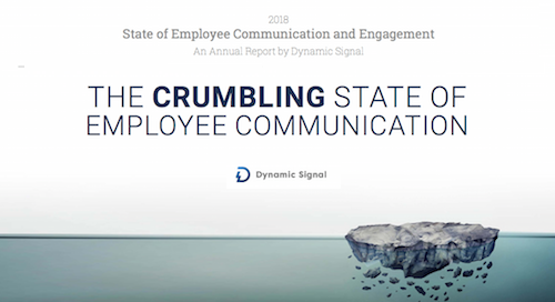 State of Employee Communication and Engagement [Report]