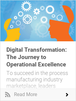 Digital Transformation: The Journey to Operational Excellence