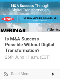 Is M&A Success Possible Without Digital Transformation?