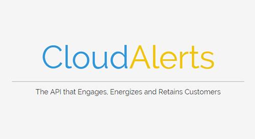 CloudAlerts fintech xignite