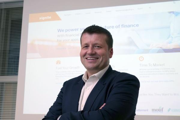 Stephane Dubois CEO Xignite