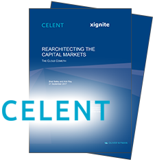 Celent Xignite Report