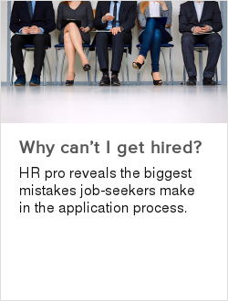 Why can't I get hired?