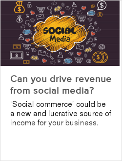 Can you drive revenue from social media?
