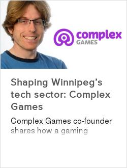 Shaping Winnipeg's tech sector: Complex Games