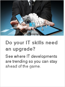 Do your IT skills need an upgrade?