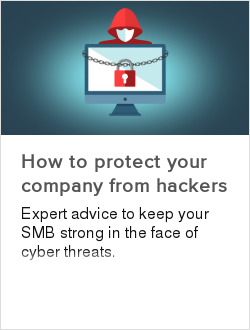 How to protect your company from hackers