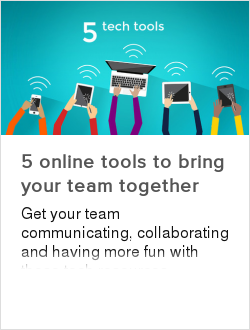 5 online tools to bring your team together