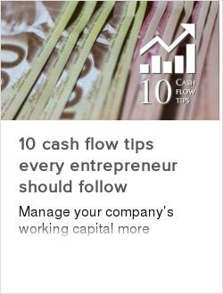 10 cash flow tips every entrepreneur should follow