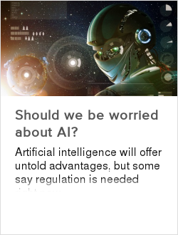 Should we be worried about AI?