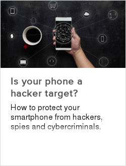 Is your phone a hacker target?