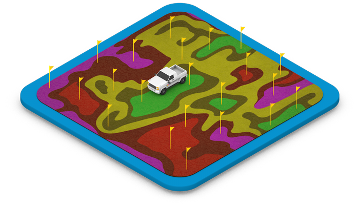 Farmers Edge Soil sampling