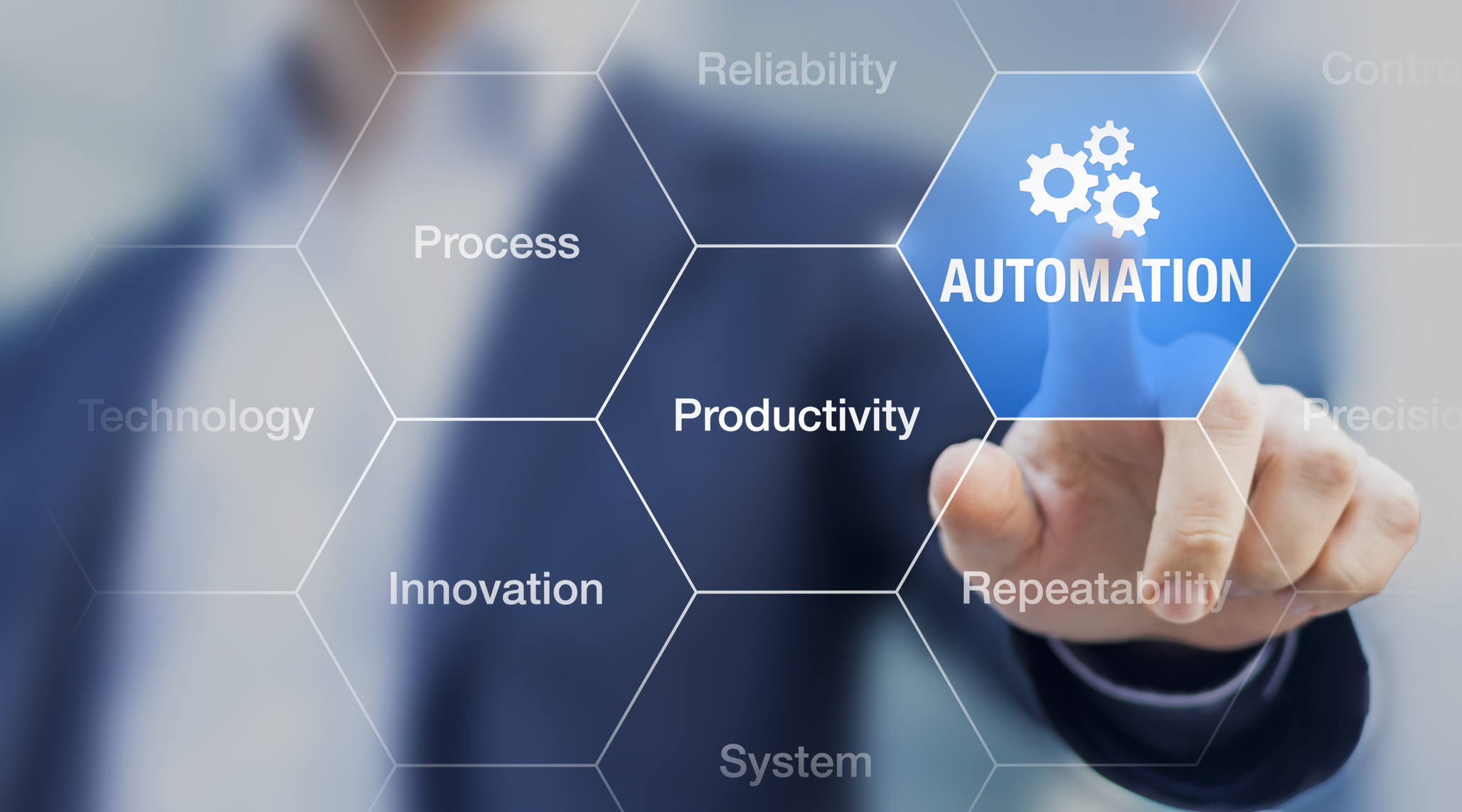 Automation in business