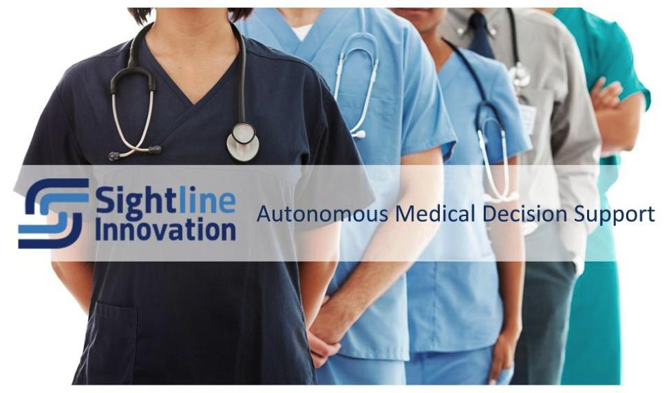 Sightline Innovation healthcare