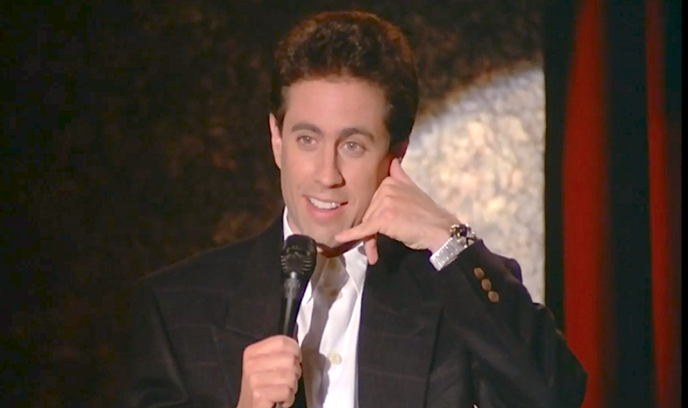 Seinfeld Tech