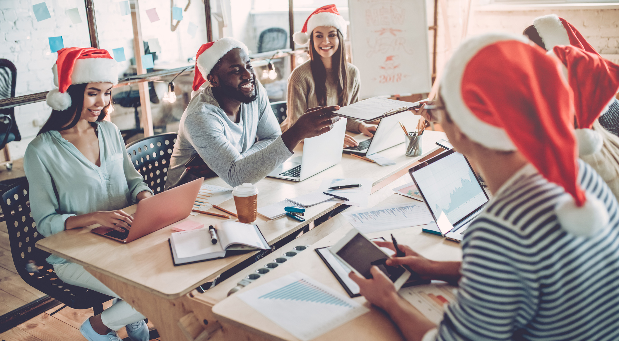 Holiday staffing solutions
