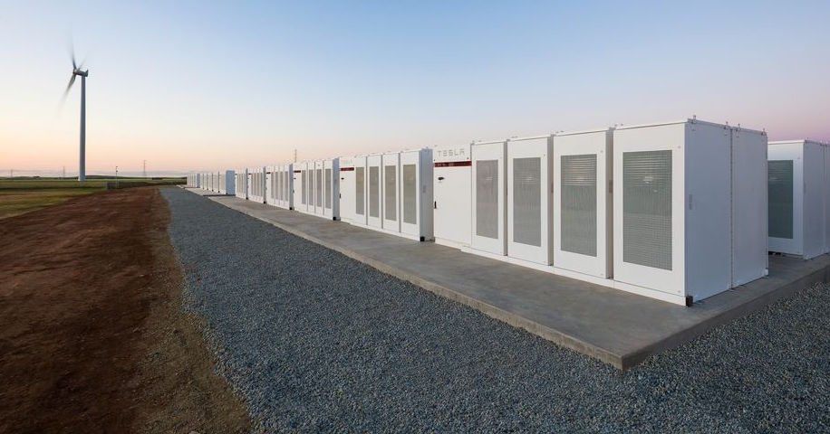 The worlds biggest battery can power 30,000 homes