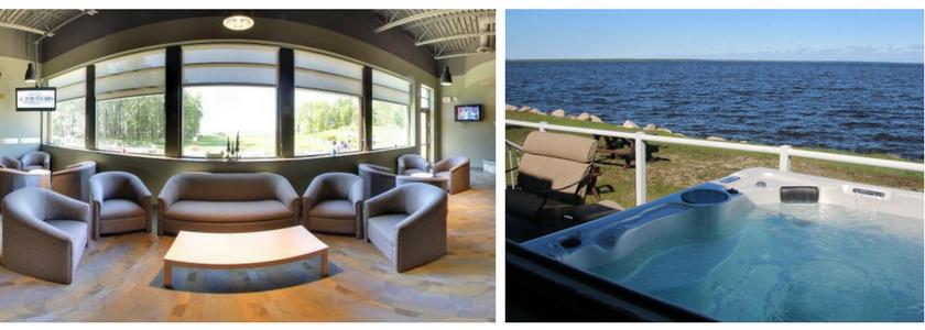 Buffalo Point Resort Manitoba